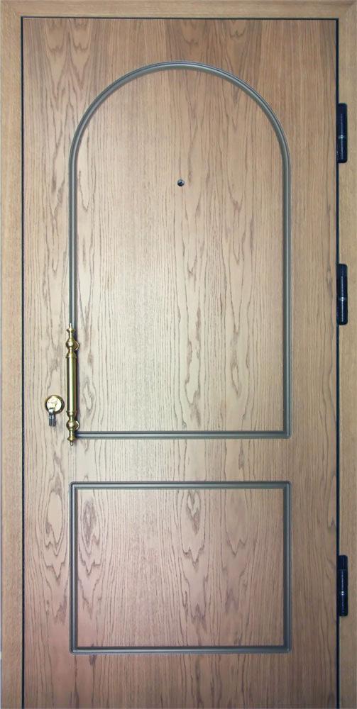 входные двери отделкой мдф