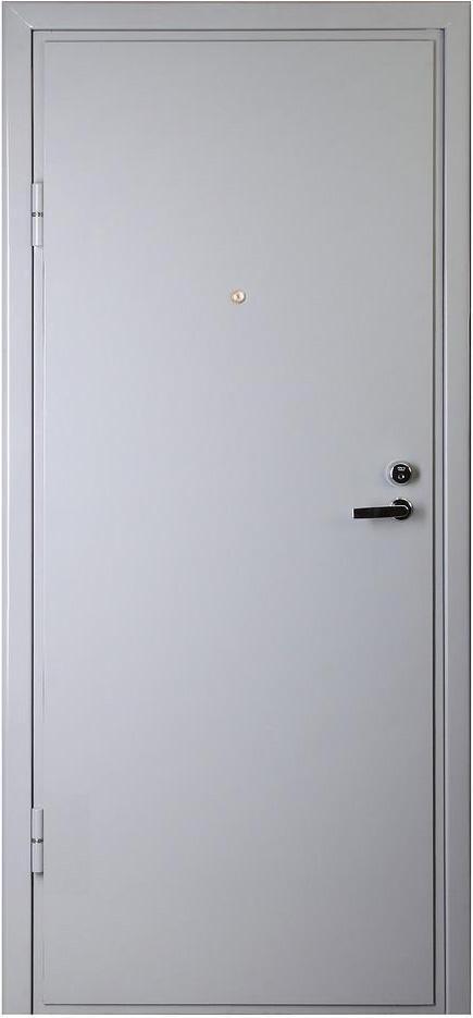 металлическая дверь простая цена